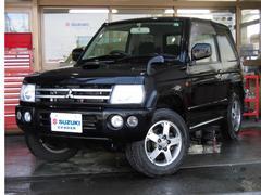 パジェロミニアクティブフィールドエディション4WD 純正ナビ 本州車
