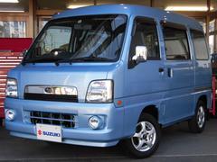 サンバーバンVC 4WD リフトウイングシート 本州車 キーレス フォグ