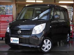 ルークスG 4WD シート ミラーヒーター ABS CD 本州車