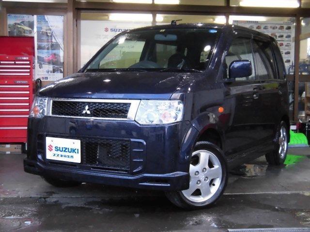 三菱 R 4WD ターボ HID ナビTV 14AW