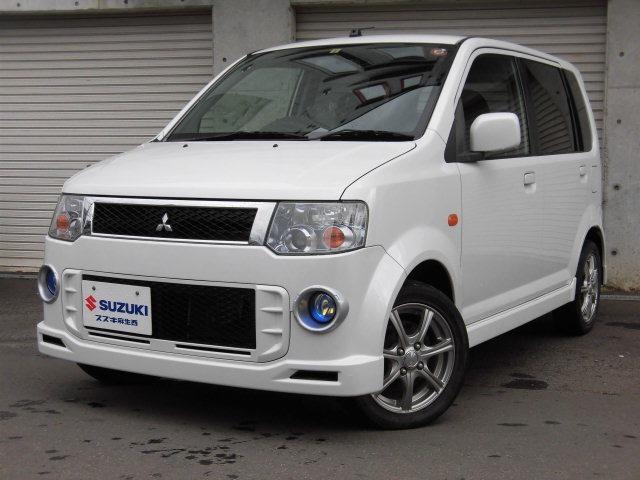 三菱 R 4WD 純正フルエアロ エンスタ シートヒーター