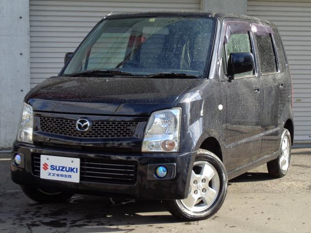 マツダ FX 禁煙車 純正CDオーディオ シートヒーターミラーヒーター 13AW フロアマット フォグランプ ドアバイザー ABS Wエアバッグ LEDヘッドライト キーレス