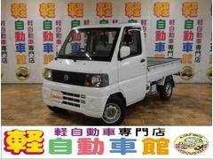 クリッパートラックDX 4WD マニュアル車