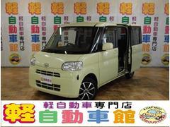 タントXスペシャル 4WD ナビ TV ABS キーフリー