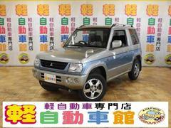 パジェロミニスペシャルカラーエディション XR 4WD