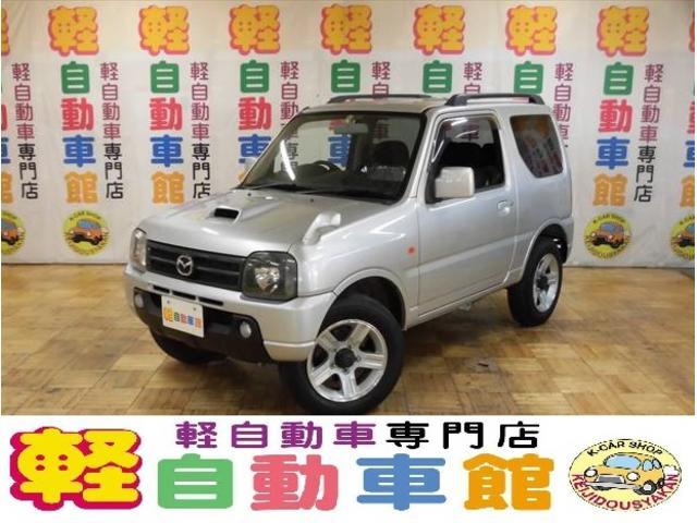 マツダ XC 4WD ターボ ABS