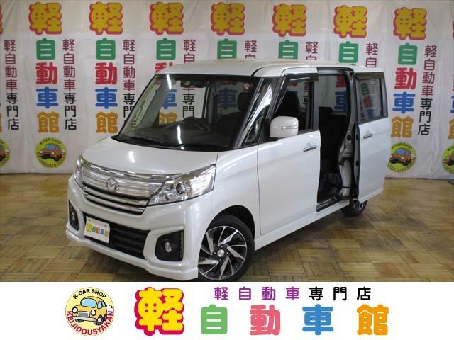 マツダ XT 4WD ターボ ナビ TV ABS Sエネチャ 軽減B
