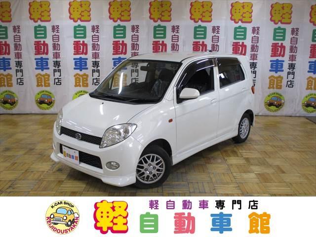 ダイハツ Xi 4WD ABS マニュアル車