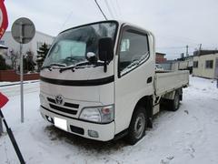 ダイナトラックシングルジャストロー 4WD 5速マニュアル 1.25t