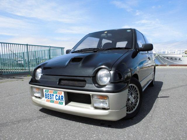 スズキ RS/R 5MT 4WD 社外ローダウン HKSエアクリ