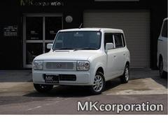 アルトラパンX 4WD シートヒーター キーレス エンスタ