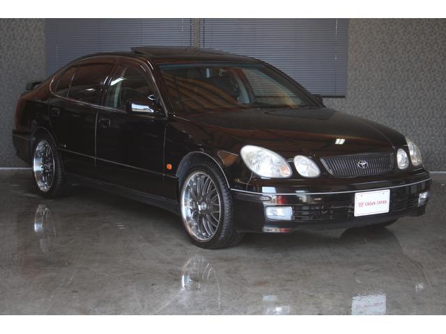 トヨタ V300ベルテックスエディション 本州仕入 サンルーフ 黒革