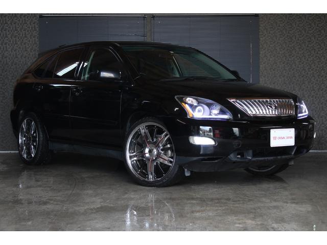 トヨタ 240G プレミアムLパッケージ 本州仕入/車高調/22AW