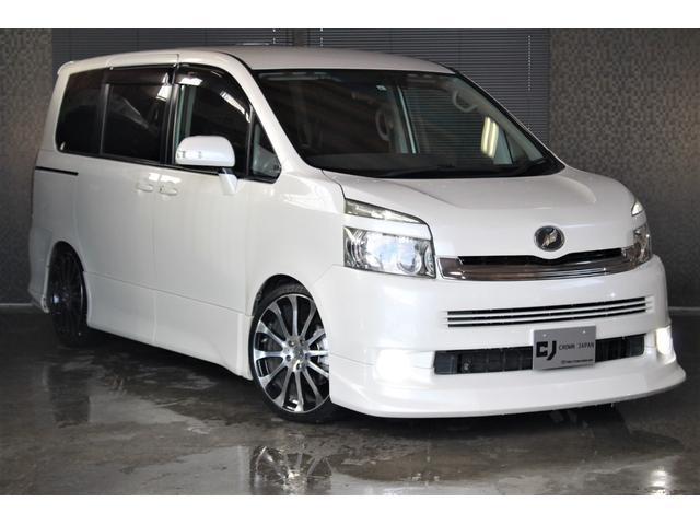 トヨタ ZS 4WD TEIN車高調/フリップ/両側電動/エアロ/19AW