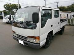 エルフトラック1.25t 4WD 平ボデー