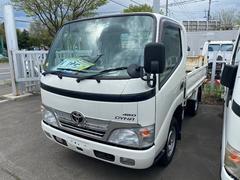 ダイナトラック0.95t 4WD 平ボデー TECSPゲート付