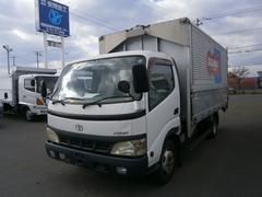 ダイナトラック2t ワイド アルミウイング 4.2mボデー