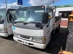 エルフトラック2t 標準 ダンプ 運転席エアバッグ パワステ エアコン