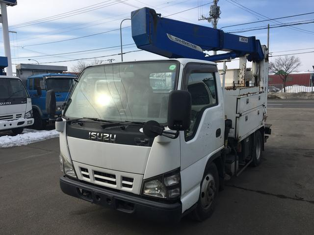 いすゞ 高所作業車 9.9m仕様