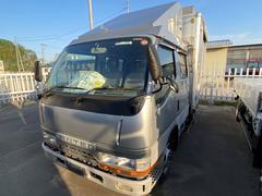 キャンターWキャブ 4WD 公共応急作業車 エアコン FD501B