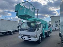 エルフトラック 高所作業車 タダノ22m仕様