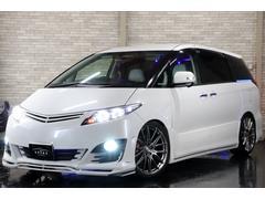 エスティマアエラスGーED4WDシックスセンスxアドミレーションエアロ