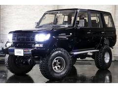 ランドクルーザープラドSXワイド4WD本州仕入xリフトUPxM/Tタイヤxナルディ