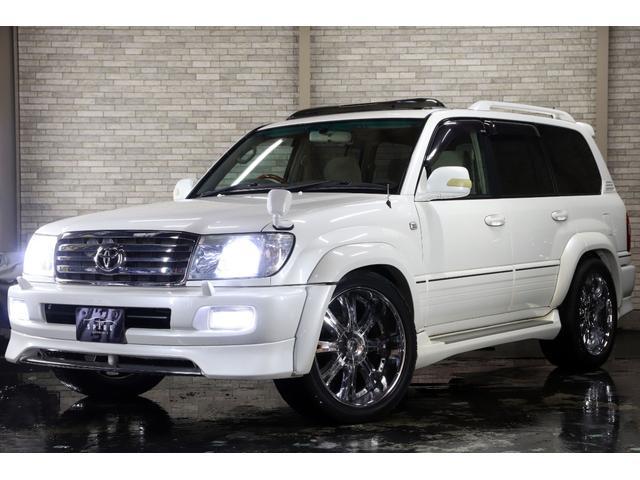 「トヨタ」「ランドクルーザー100」「SUV・クロカン」「北海道」の中古車