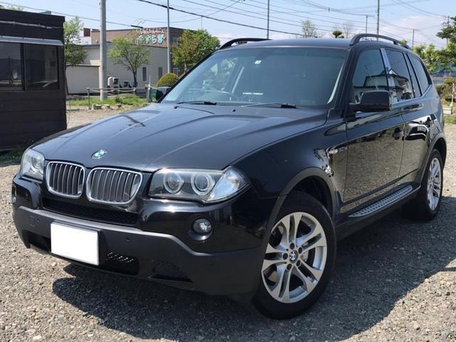 BMW 3.0si 4WD ナビ ドライブレコーダー キセノン