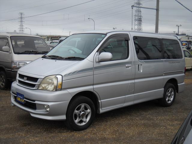 トヨタ Vパッケージ ディーゼル4WD キーレス CD ABS