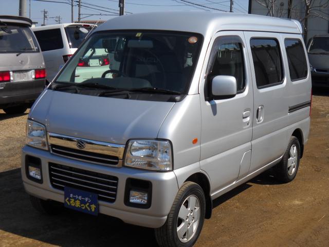 スズキ ジョイポップターボ 4WD オートマ 本州仕入 ABS CD