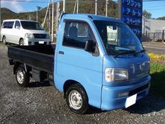 ハイゼットトラックスペシャル 4WD 三方開 エアコン付