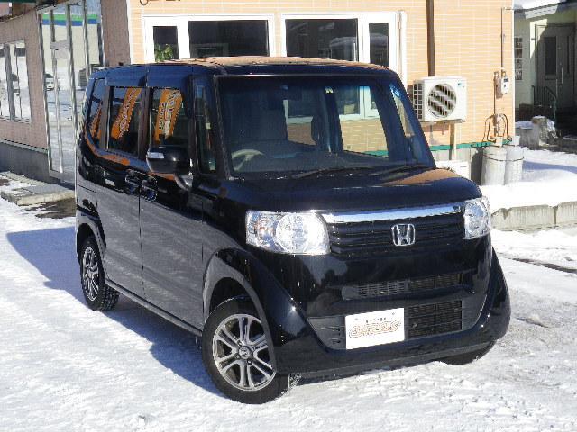 ホンダ G・Lパッケージ4WD パワスラ ナビTV DVD 軽自動車