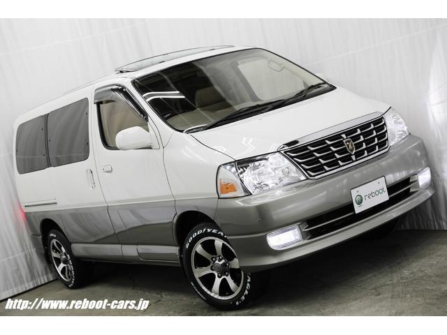 トヨタ LTD エクセレントED HDDナビ地デジ 寒冷地DT4WD