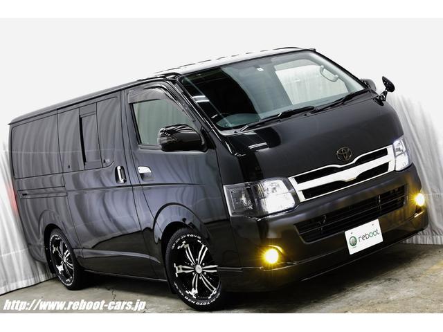 トヨタ ロングS-GLプライムセレクション ディーゼル 4WD