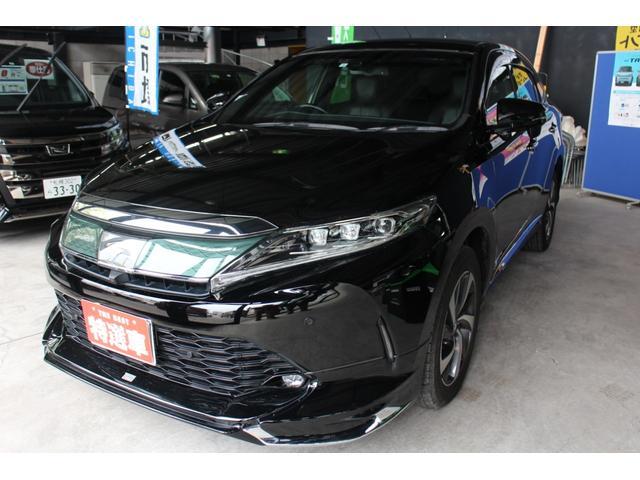 トヨタ プレミアム ハーフレザー BIGX ワンオーナー エアロ