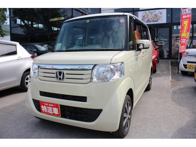 ホンダ N-BOX G 4WD プッシュスタート 社外アルミ