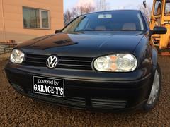 VW ゴルフCLi FF 保証付