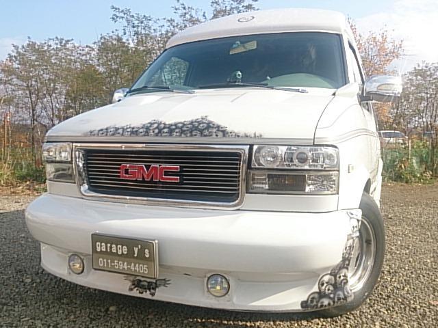 GMC コンバージョン AWD 1ナンバー 定員5