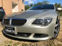 BMW650i クーペ FR 純正HDDナビ 保障付