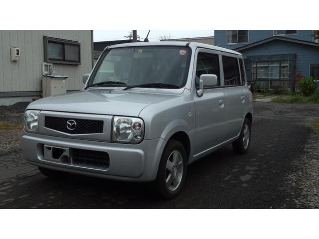 マツダ X 4WD AT AC Tチェーン