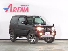 ジムニークロスアドベンチャー 特別仕様車 4WD リフトアップ