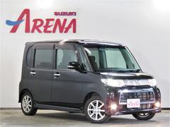 タントカスタムX 4WD パワースライドドア ナビTV エンスタ付