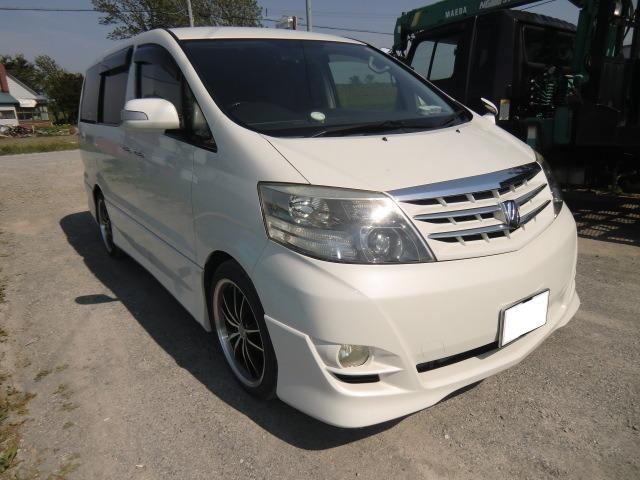 トヨタ AS 4WD 車検整備付