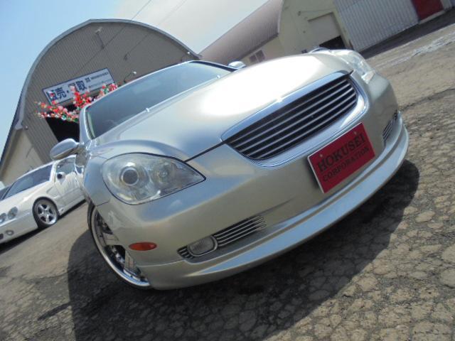 トヨタ 430SCV ローダウン 社外アルミ 5AT 電動オープン