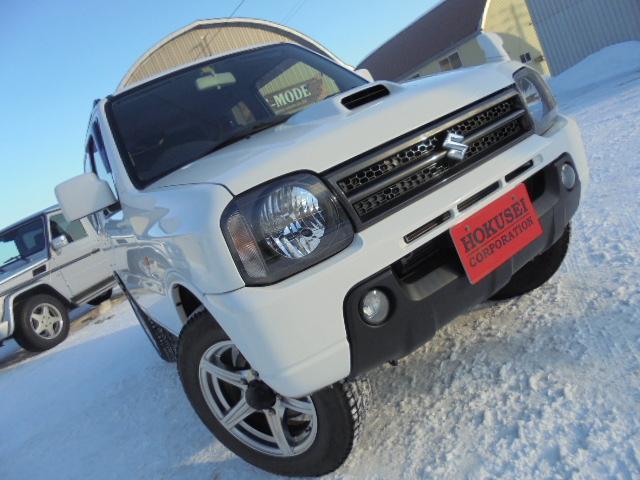 スズキ XC 4WD ワンオーナー フルノーマル車 ABS