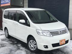 セレナ20S Vセレナビ電動ドア純エンスタBカメラスマートキ4WD