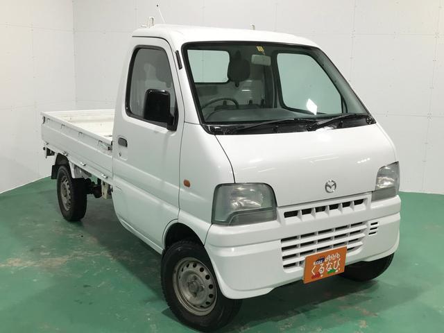 マツダ KC 3方開 4WD オートマ エアコン オーディオ