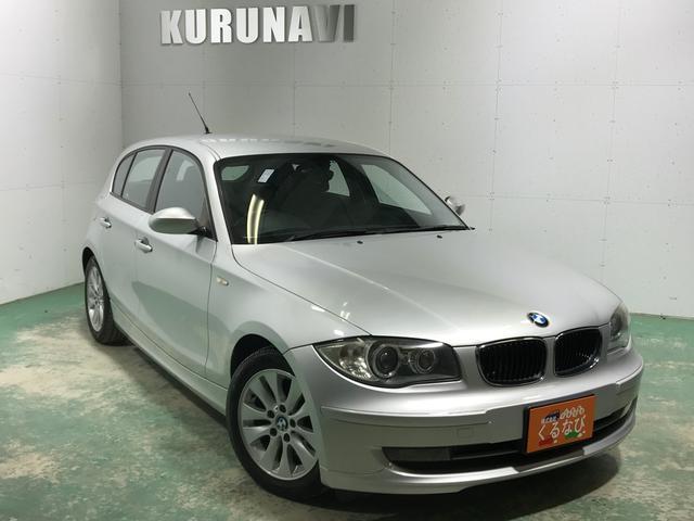 BMW 116i FRキーレスプッシュスタート純正オーディオHID