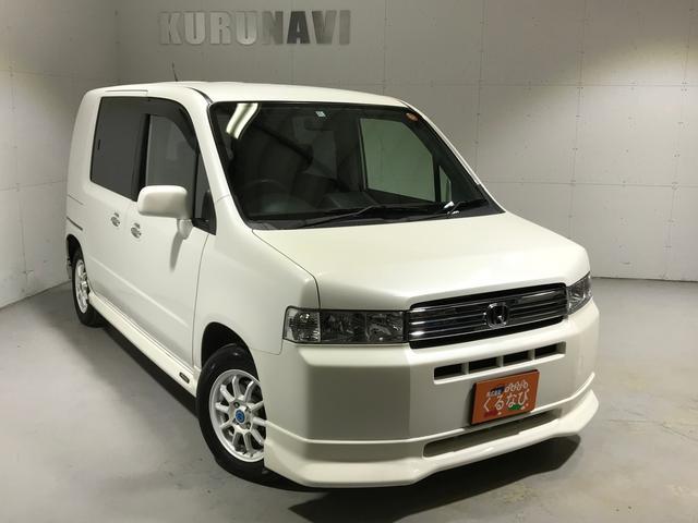 ホンダ W4WD純ナビ電動スライドモデューロエアロHID ETC